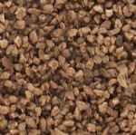 WB1379 Woodland Scenics: Brown Medium Ballast (shaker)